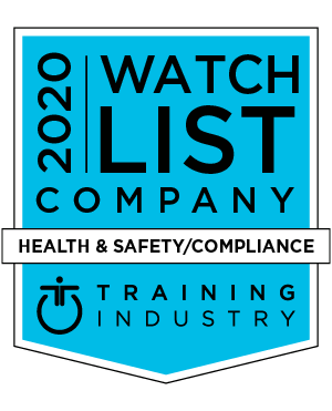 2020 Watchlist Hard Hat Training Award