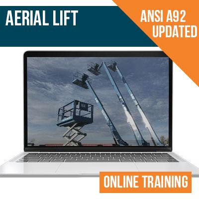 Aerial Lift Online Training