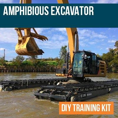 Amphibious Excavator Training Kit
