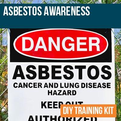 Asbestos Awareness Training Kit
