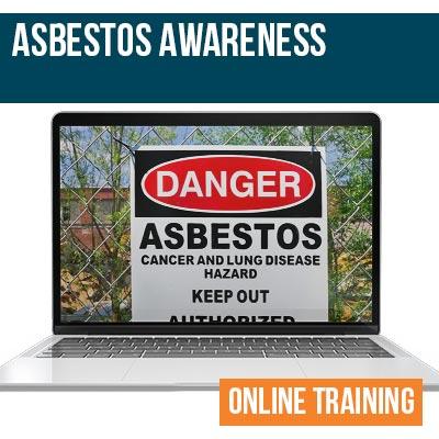 Asbestos Awareness Online Training