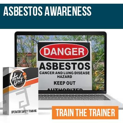 Asbestos Awareness Train the Trainer