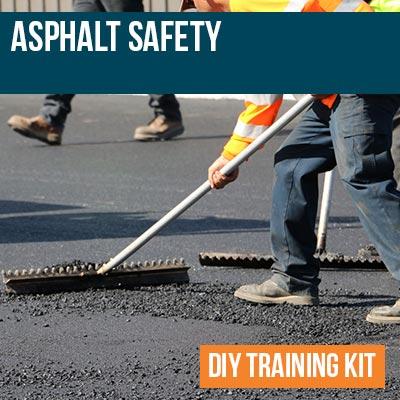Asphalt Safety Training Kit