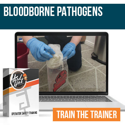Bloodborne Pathogens Train the Trainer