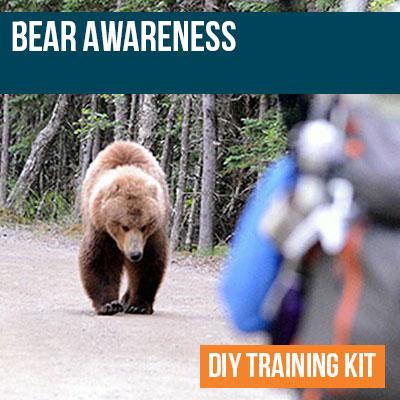 Bear Awareness Training Kit