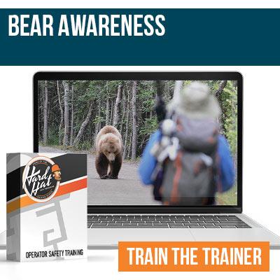 Bear Awareness Train the Trainer