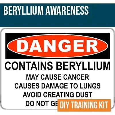 Beryllium DIY Training Kit