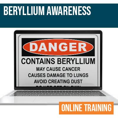 Beryllium Awareness Online Training