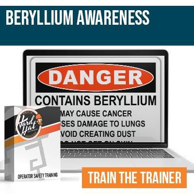 Beryllium Train the Trainer