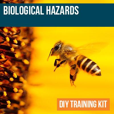 Biological Hazards Training Kit