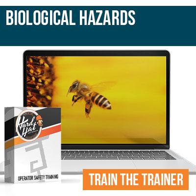 Biological Hazards Online Train the Trainer