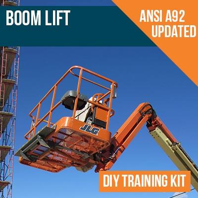 Boom Lift DIY Training Kit