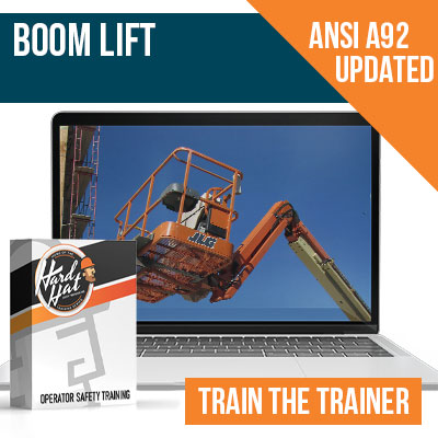 Boom Lift Train the Trainer