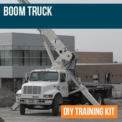 Boom Truck DIY Training Kit