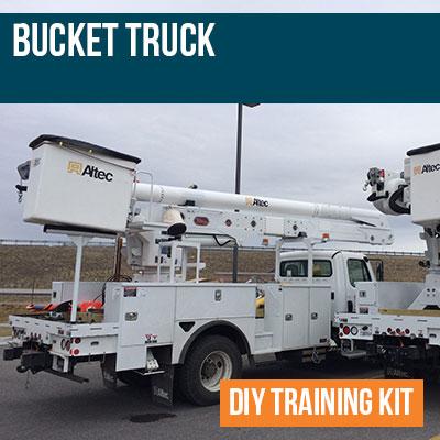 Bucket Truck DIY Training Kit