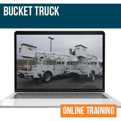 Bucket Truck Online Training