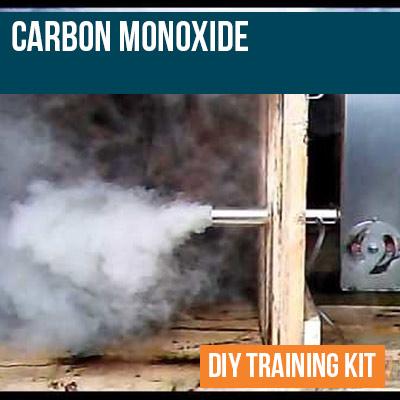 Carbon Monoxide DIY Training Kit