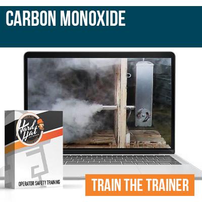 Carbon Monoxide Train the Trainer