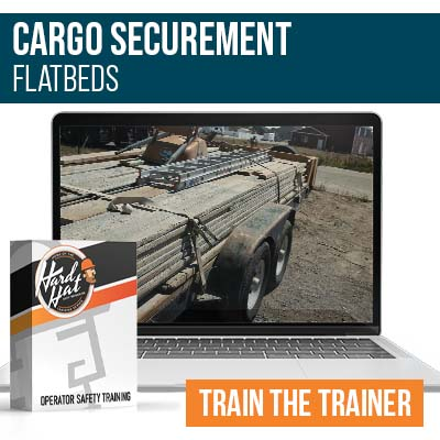 Cargo Securement Online Trainer Certification