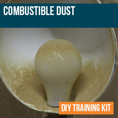 Combustible Dust DIY Training Kit