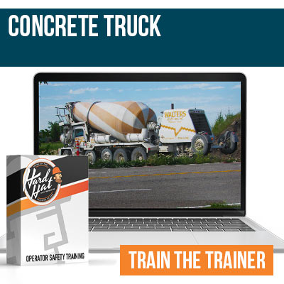 Concrete Truck Train the Trainer