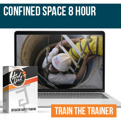 Confined Space 8 Hour Train the Trainer