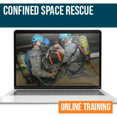 Confined Space rescue Online Training