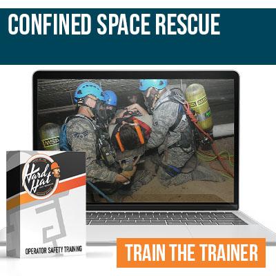 Confined Space Rescue Train the Trainer