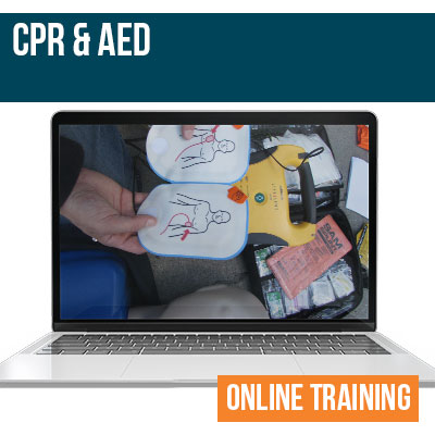 CPR & AED Online Training
