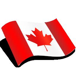 Canada Flag - Canada Compliant.