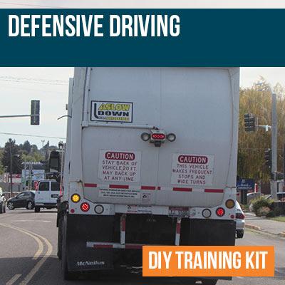 Defensive Driving DIY Training Kit