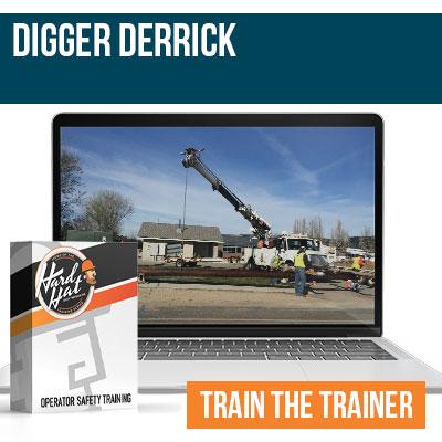 Digger Derrick Train the Trainer