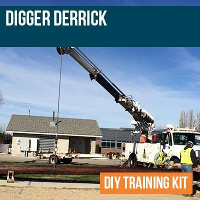 Digger Derrick DIY Training Kit