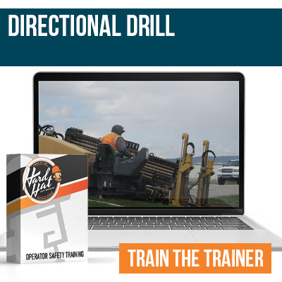 Directional Drill Train the Trainer