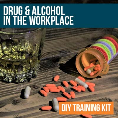 Drug and Alcohol DIY Training Kit