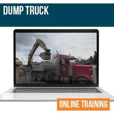 Dump Truck Online Training