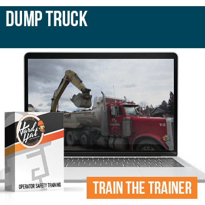 Dump Truck Train the Trainer