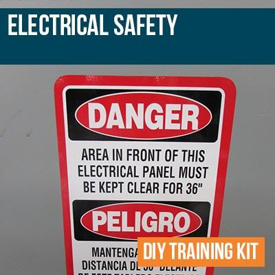 Electrical Safety DIY Training Kit