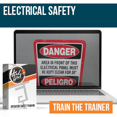 Electrical Safety Train the Trainer