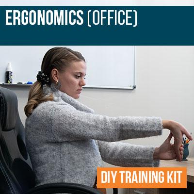 Office Ergonomics DIY Training Kit