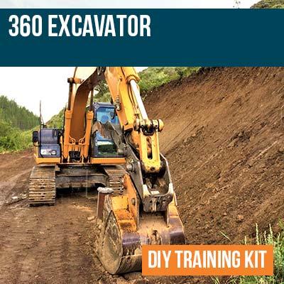 Excavator DIY Training Kit