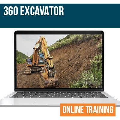 Excavator Online Safety Training