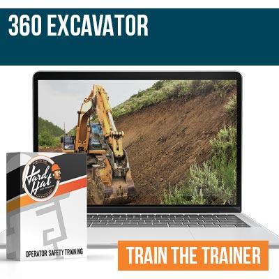 Excavator Train the Trainer