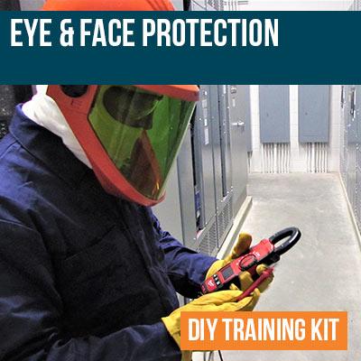 Eye and Face Production DIY Training Kit