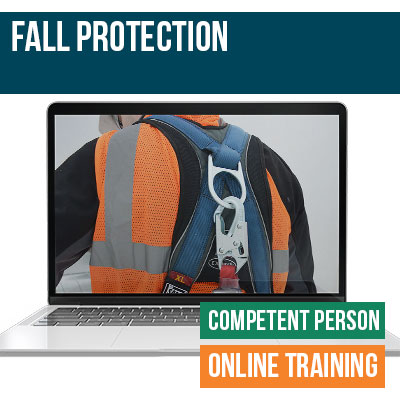 Fall Protection Competent Person Online Training