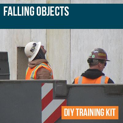 Falling Objects DIY Training Kit