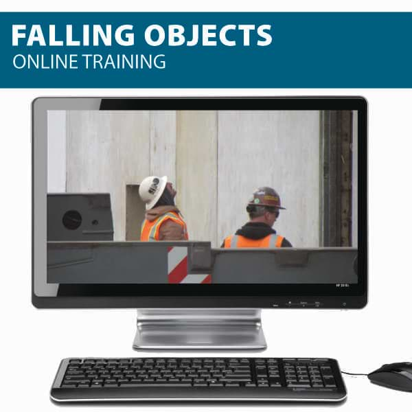 Online Falling Objects Training Canada Compliant