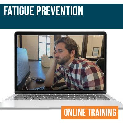 Fatigue Prevention Online Training