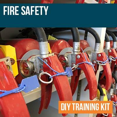 Fire Safety DIY Training Kit