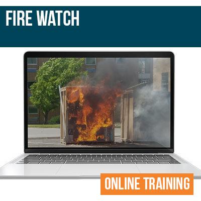 Fire Watch Online Training